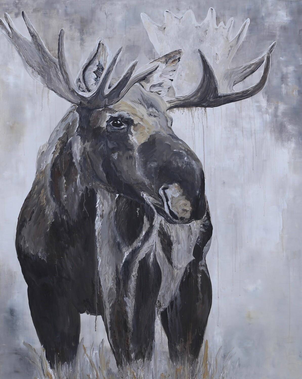 Full Body Moose