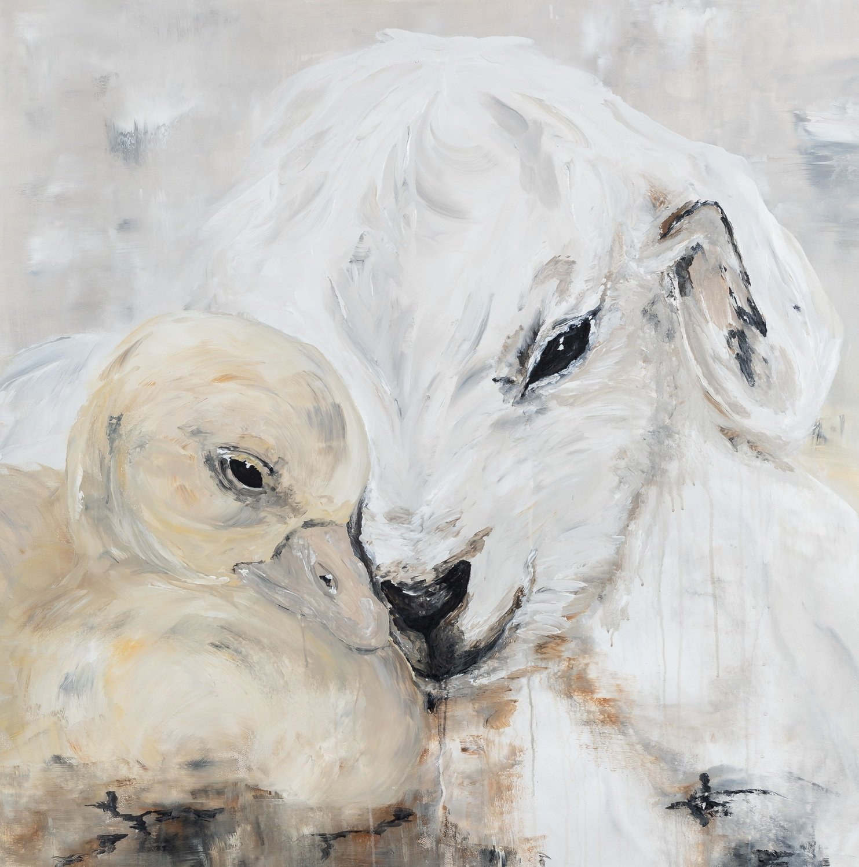 Daisy and Camelia - Farm Life Series
