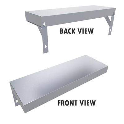 304 Stainless Steel Sturdy Wall Shelf