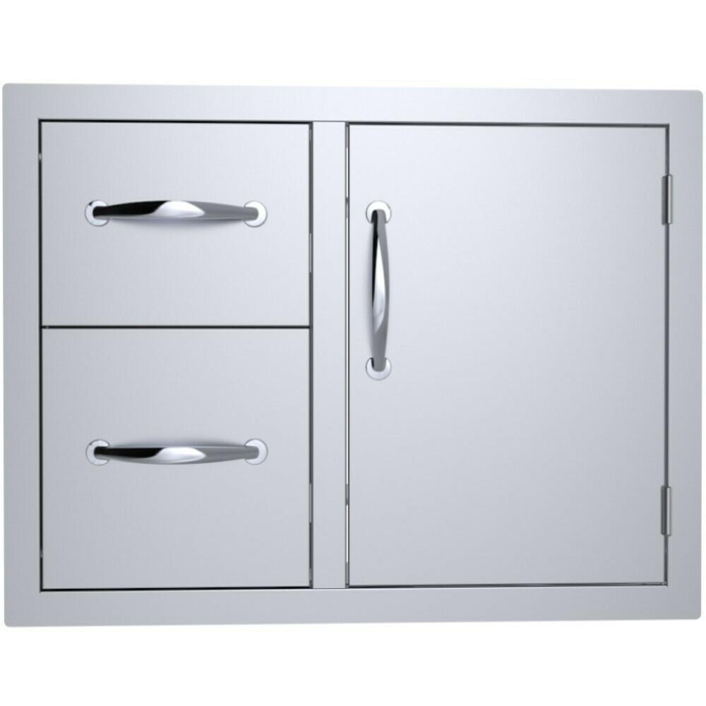 """Classic Series 30"""" Double Drawer Door Combo - C-DDC30"""