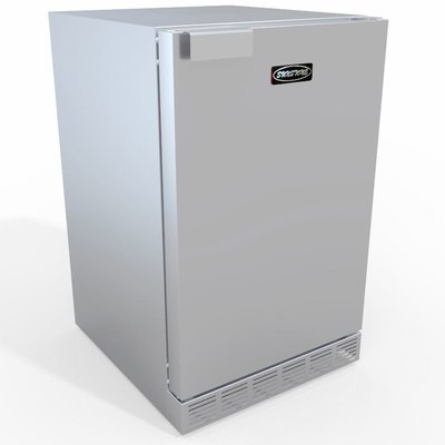 """21"""" 304 Stainless Steel Outdoor Rated Refrigerator Item No.SAPFR21PRO"""