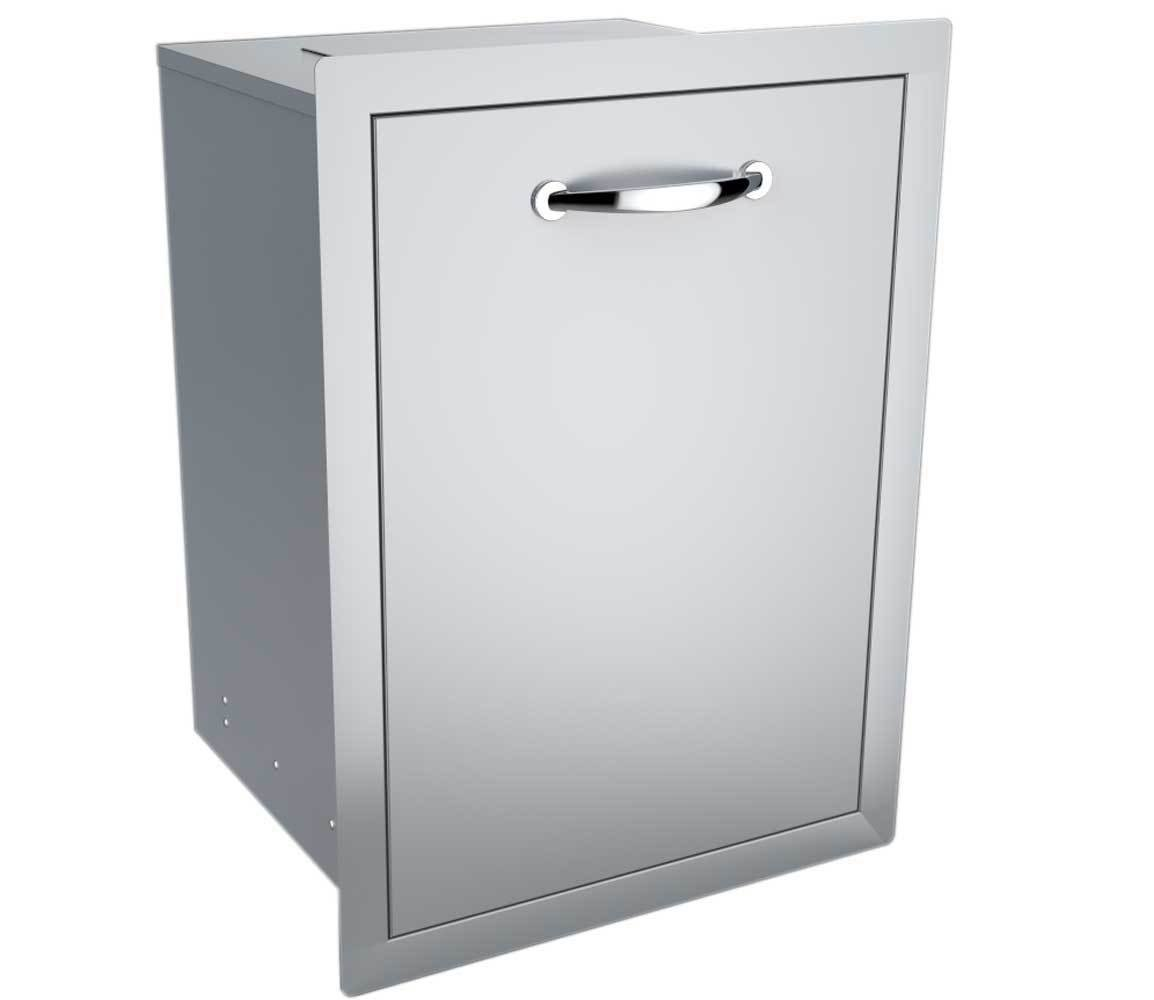 """20"""" Pull-Out Trash Drawer - Item No. A-TRHD"""