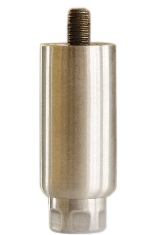 """304 Stainless Steel Heavy-Duty Adjustable Height Peg Leg 4"""" H  - Item No. SCCADL"""