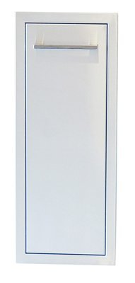 "12"" Beveled Frame Spice Rack Drawer w/2 Condiment Baskets - Item No. BA-SPRD12"