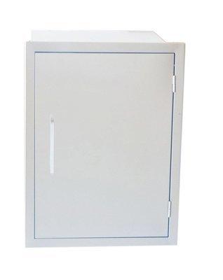 "Signature Series 17"" x 24"" Beveled Frame Weather Sealed Dry Storage Pantry - Item No. BA-DSV1724"
