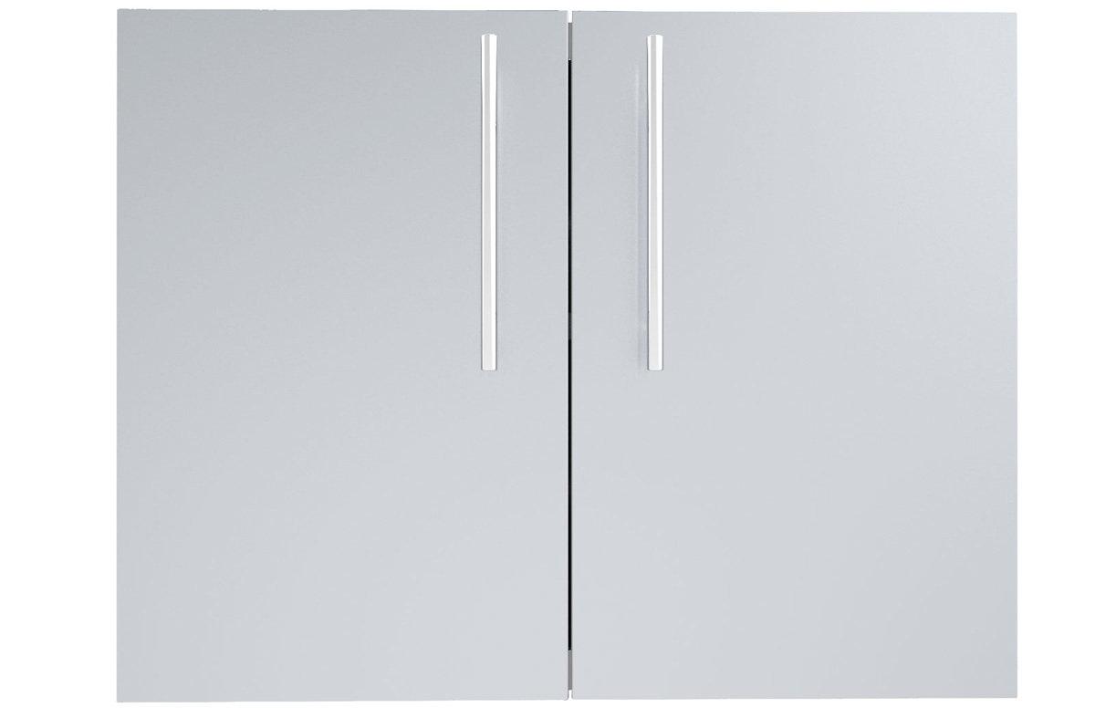 """Designer Series 30""""&36""""&42"""" Multi-Configurable Double Door w/Door Shelves"""