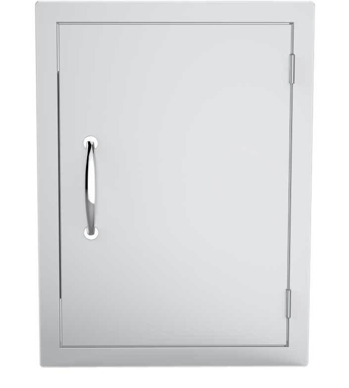 "17"" x 24"" Reversible Vertical Single Access Door"