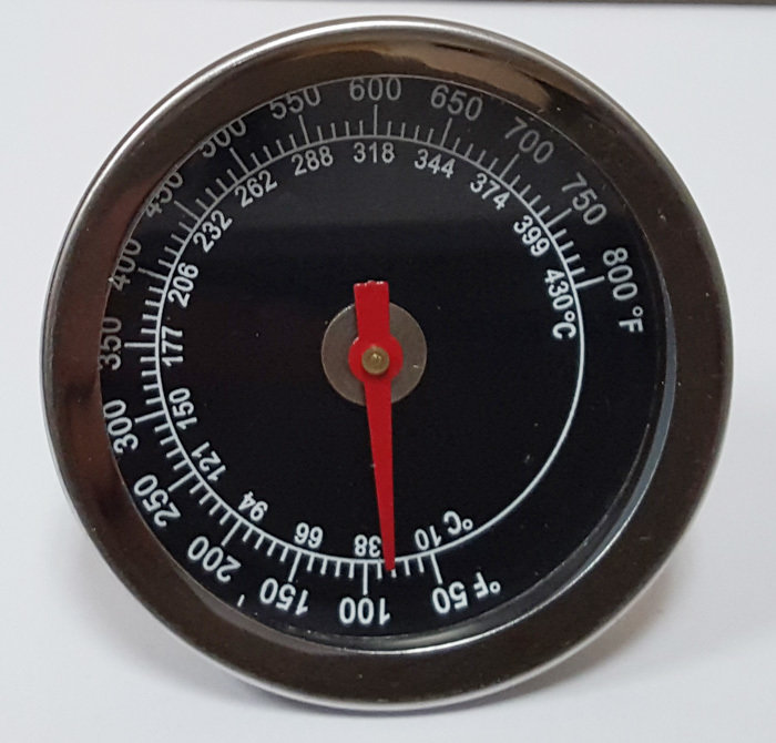 Ruby Grill Thermostat