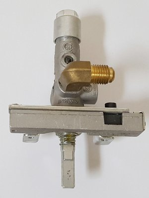Safety Valve for Ruby Grill with IR