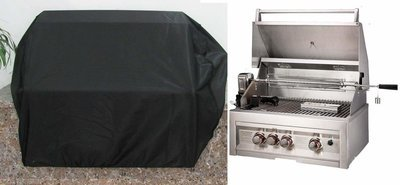 Waterproof Grill Cover for 28