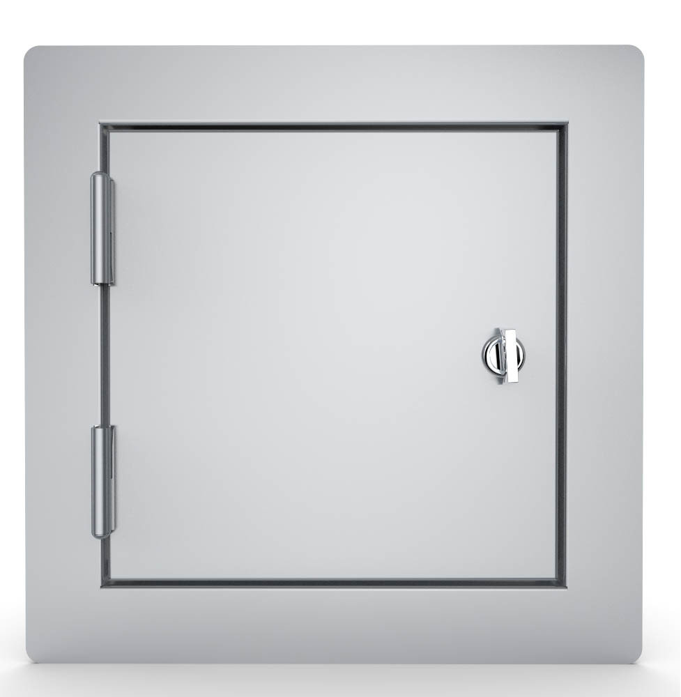 "Classic Series Flush Style 12""x12"" Utility Access Door - Item No. C-SD12"