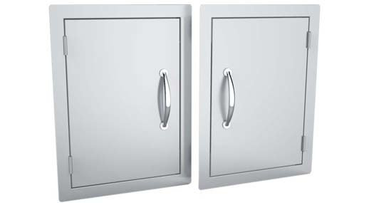 14x20 & 17x24 Vertical Access Door/Can be installed Left or Right Swing