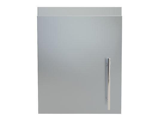 """18""""Upper Wall Left Swing Door Cabinet  - Item No. SWC18CSDL"""