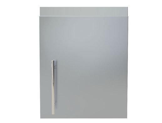 "18"" Upper Wall Right Swing Door Cabinet  - Item No. SWC18CSDR"