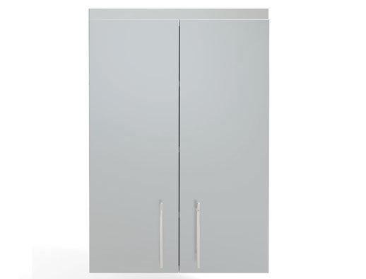"30"" Full Height Double Door Cabinet w/Four Shelves  - Item No. SWC30FDD"