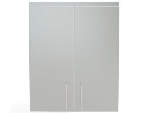 "36"" Full Height Double Door Cabinet w/Four Shelves  - Item No. SWC36FDD"