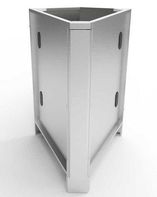 45 Degree Corner Cabinet w/Utility Access  - Item No. SBC3C45