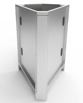 45 Degree Corner Cabinet w/Utility Access  - Item No. SBC5C45
