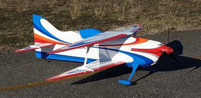 Zeus 2M - WHITE / BLUE / RED