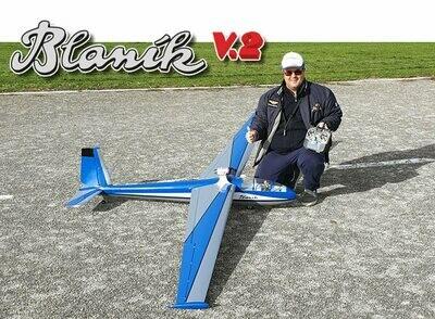 Blanik 50E V2 Glider