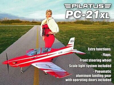 Pilatus PC21 XL w/Retracts
