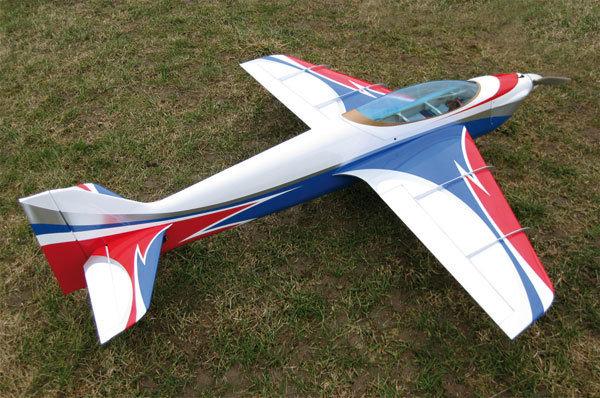 "Wind S 50E 62"" ARF"