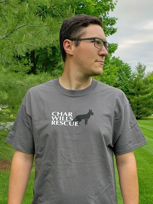Char-Wills Adult T-Shirt