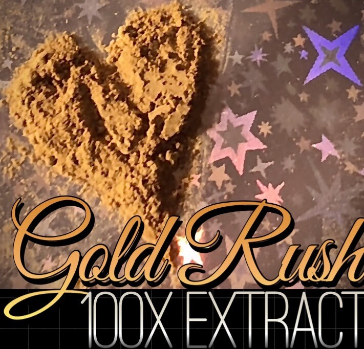 Gold Rush 100x Extract