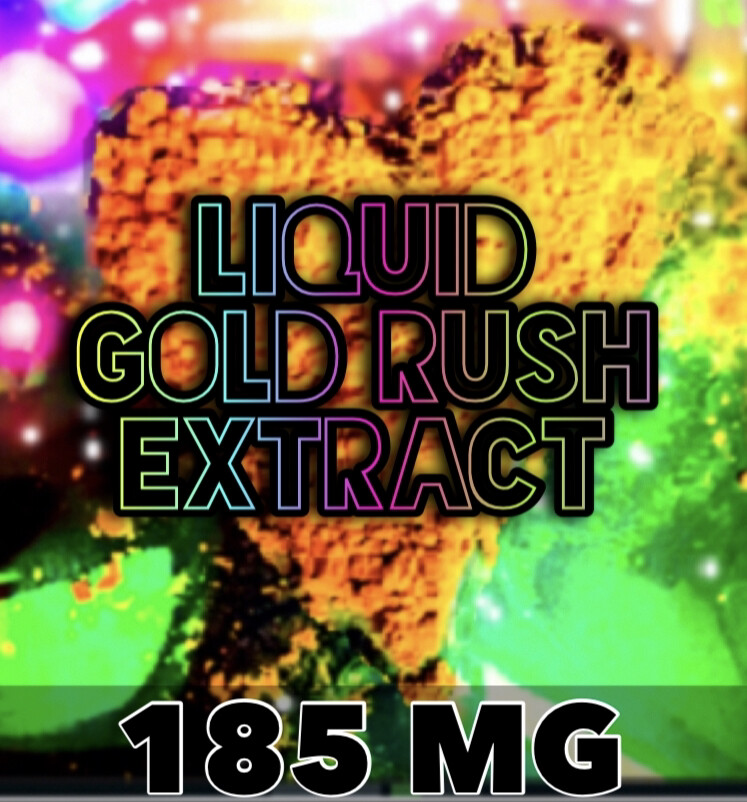 Liquid Gold Rush 185mg (limited stock)