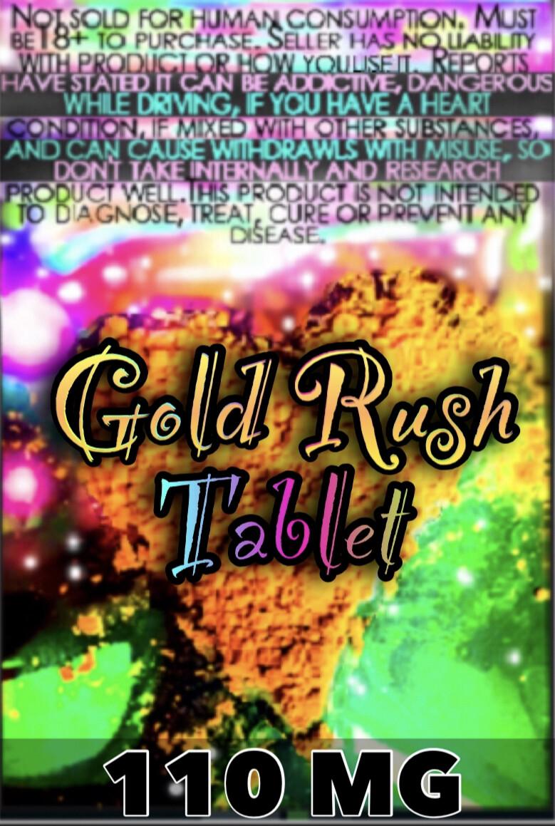 Gold Rush Tablet 110mg