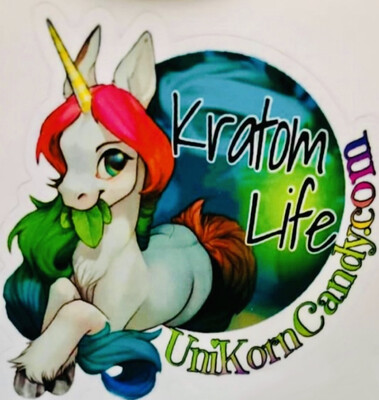 Sticker For UniKorn Candy
