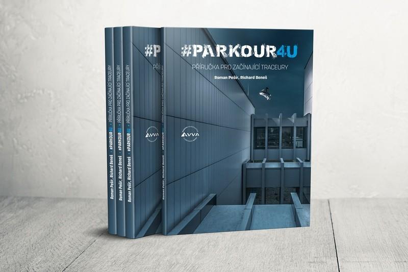 Kniha #PARKOUR4U