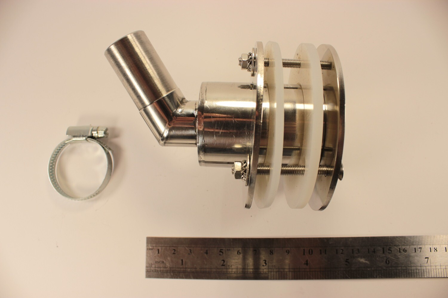 Exhaust fitting bp (SALE)