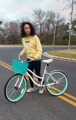 The Sweatshirt in Butter Yellow (Unisex)