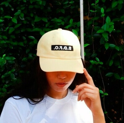 The Original Dad Cap (Butter Yellow)