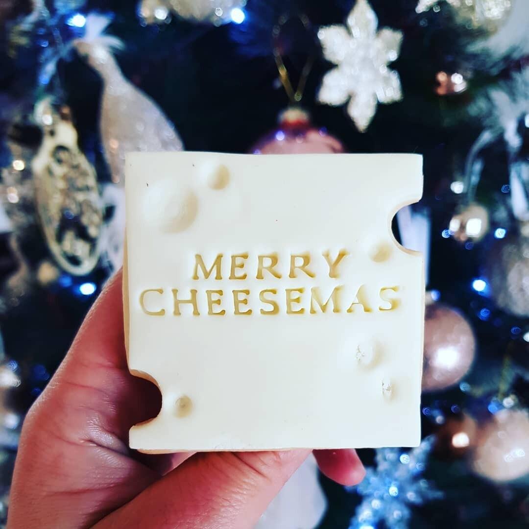 Merry Cheesemas - 3 or 6 pack