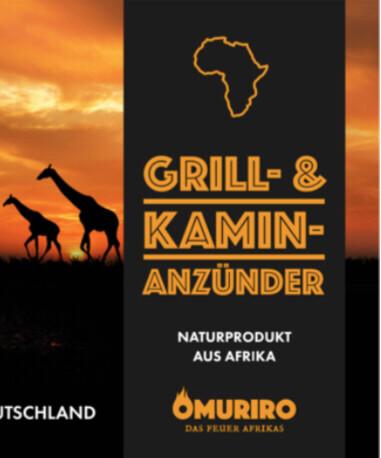 Omuriro Grill- und Kaminanünder