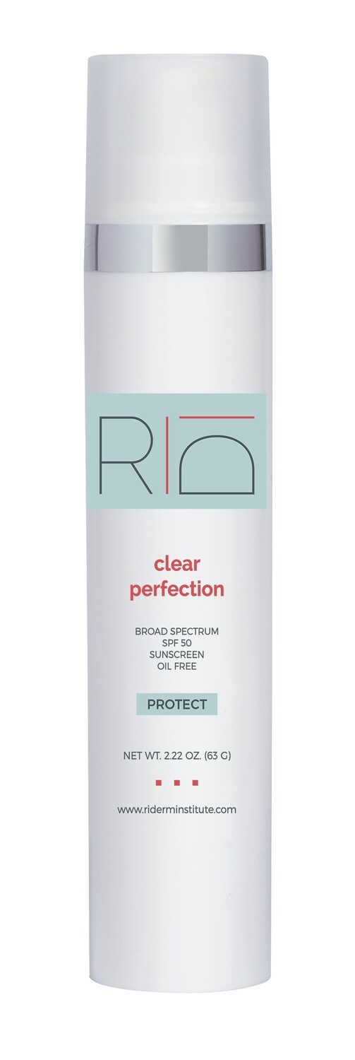Clear Perfection Oil-Free Sheer Sunscreen SPF50