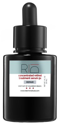 Concentrated Retinol + Bakuchiol Treatment Serum 5x