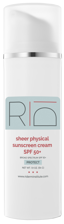 Sheer Physical Sunscreen Cream SPF50+