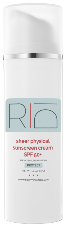 Sheer Physical Sunscreen Cream SPF50+