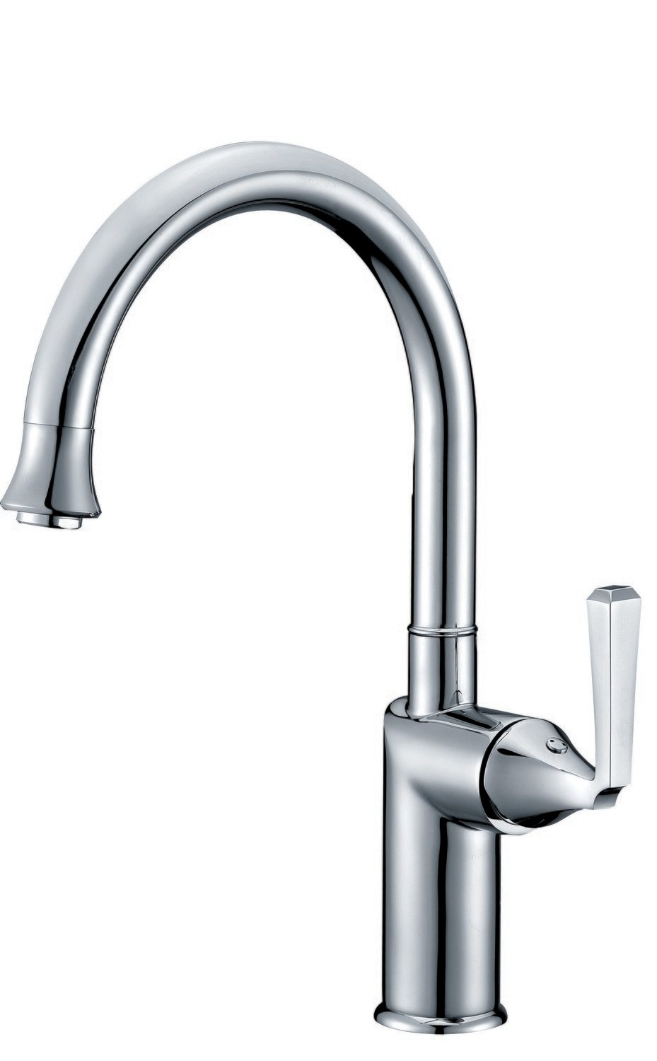 Single-handle lavatory/bar faucet