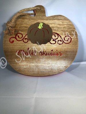 Ichiskiin (Yakama) Pumpkin