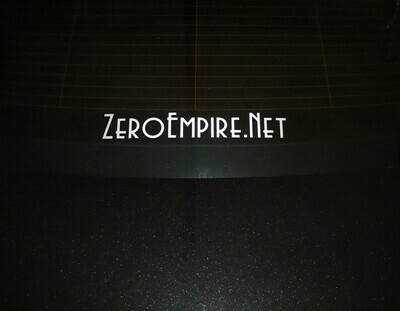 ZeroEmpire Decals