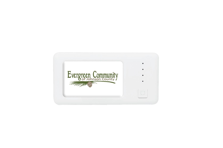 Juicebox 4400mAh Power Bank- WHITE