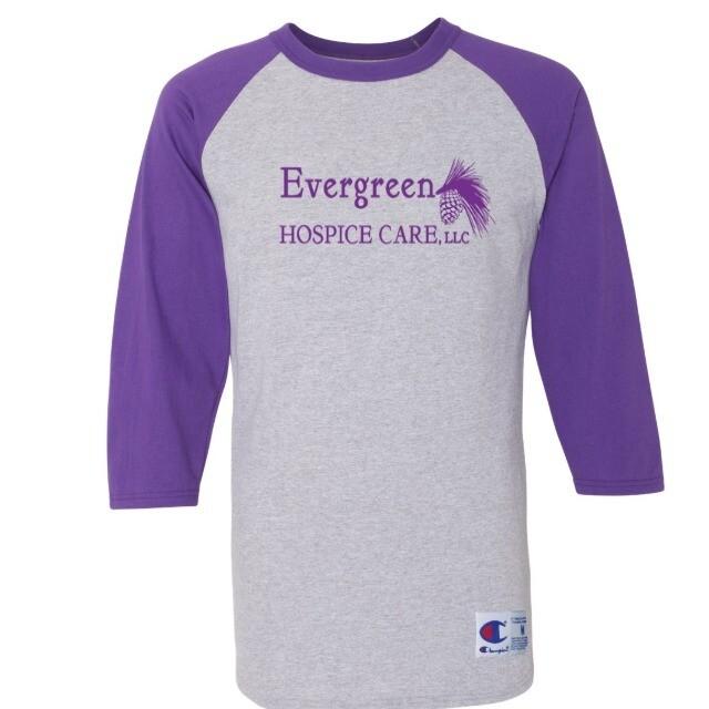 Champion - Raglan Baseball T-Shirt