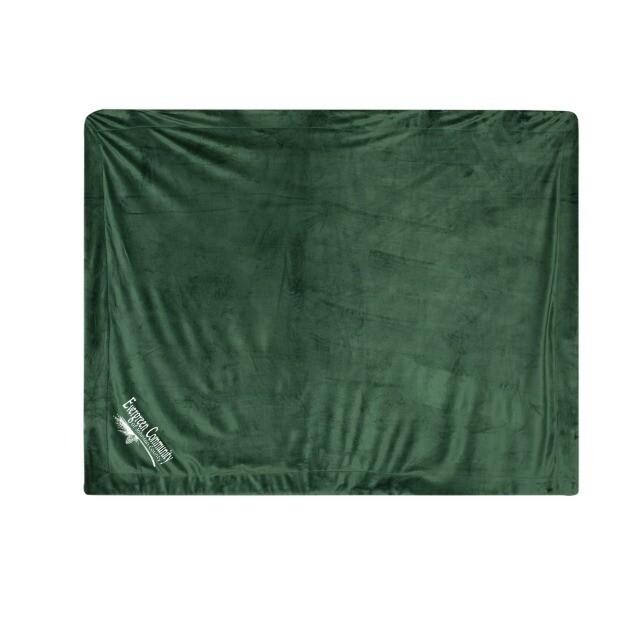 Alpine Fleece - Micro Mink Sherpa Blanket