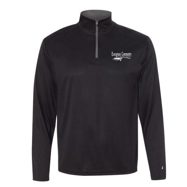 Men's Badger - B-Core Quarter-Zip Pullover