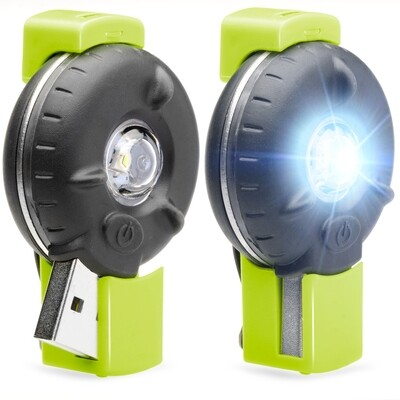 Bkin Smart Motion-Activated LED Personal Safety Light (2 Pack), Green