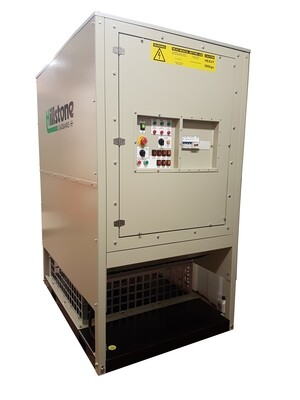 500kW resistive AC vertical load banks